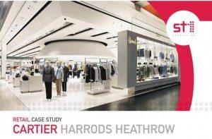 Cartier Harrods Heathrow Case Studies