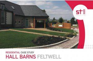 Hall Barns Feltwell Case Studies